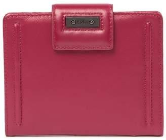 Kooba Ventura Leather Passport Wallet