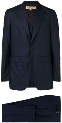 Burberry slim-fit three-piece suit