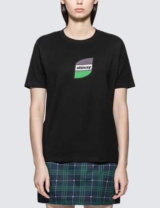 Stussy Stripes Short Sleeve T-shirt