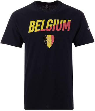 Fifth Sun Men's Belgium Soccer National Team Gym Wedge World Cup T-Shirt