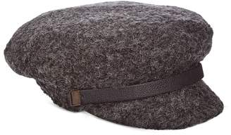 Scala Women's Wool Boucle Fisherman Hat