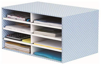 Fellowes Bankers Box Style Desktop Sorter - Blue