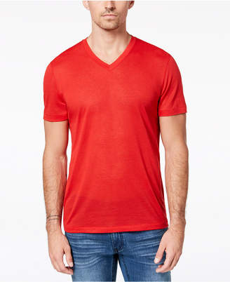 INC International Concepts Mr. Turk x I.n.c. Men's V-Neck T-Shirt, Created for Macy's
