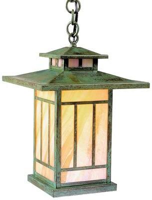 Arroyo Craftsman Kennebec 1-Light Outdoor Hanging Lantern Arroyo Craftsman