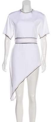 Derek Lam Asymmetrical T-Shirt Dress w/ Tags
