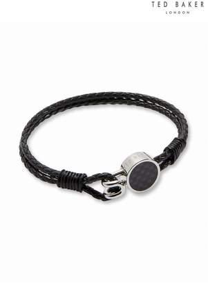 Mens Black Bracelet - Black