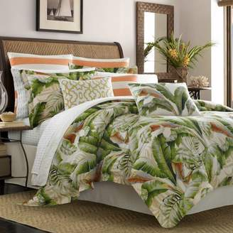 Tommy Bahama Palmiers Duvet Cover Set, King