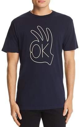 Altru Ok Hand Graphic Tee