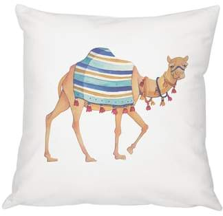 Camel Accent Pillow