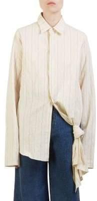 Loewe Knot Stripe Shirt