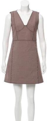 Jason Wu Houndstooth Mini Dress