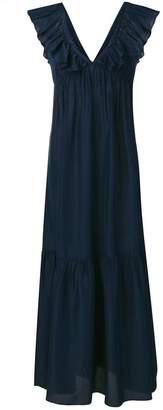Masscob Marine maxi dress