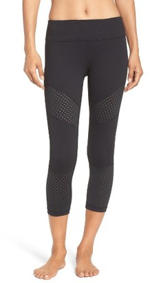 Women's Zella To The Max Crop Leggings $59 thestylecure.com