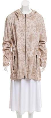 Baja East Printed Lightweight Jacket