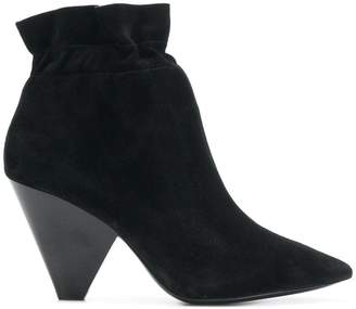 Ash Dafne elasticated ankle boots