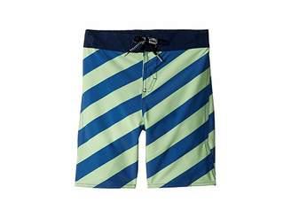 Volcom Stripey Elastic Boardshorts (Toddler/Little Kids)