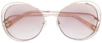 Chloé (クロエ) - Chloé Eyewear オーバーサイズ サングラス
