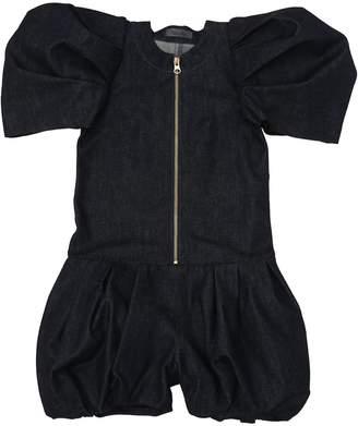 Cotton Denim Jumpsuit