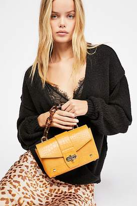 Lisha Top Handle Clutch