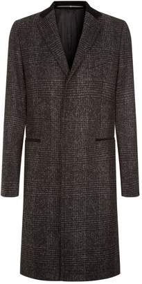 Givenchy Prince of Wales Check Coat