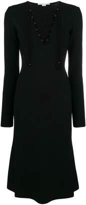 Stella McCartney fitted knit dress