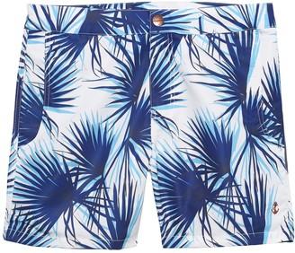 Banana Republic Retromarine | Tropical Camo Swim Short