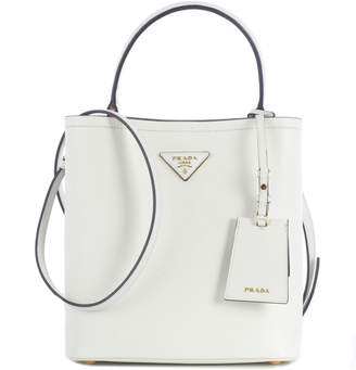 Prada Small Saffiano Bucket Bag