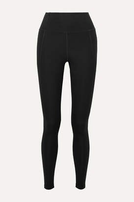 Girlfriend Collective - Compressive Stretch Leggings - Black