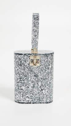 Edie Parker Oval Bag
