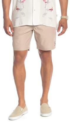 Barney Cools Drawstring Solid Shorts