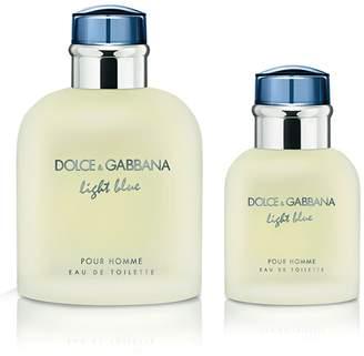 Dolce & Gabbana Light Blue pour Homme Eau de Toilette Set