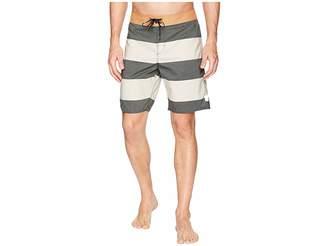 Brixton Barge Stripe Trunk Men's Swimwear