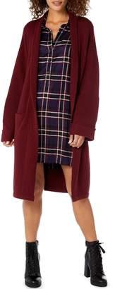Michael Stars Cozy Knit Shawl Collar Cardigan