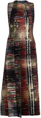 DAY Birger et Mikkelsen CARL KAPP Painterly jacquard sleeveless dress