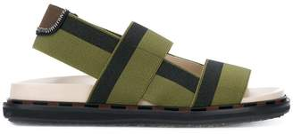 Marnidouble strap sandals Emplacements De Magasin De Sortie JUYGaC