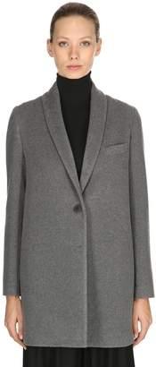 Lardini Oversized Wool & Cashmere Blazer