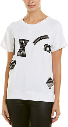 Armani Exchange Knit Top