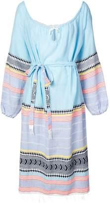 Lemlem striped belted dress