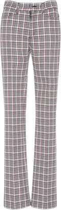 Giambattista Valli Plaid Trousers