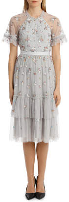 Needle & Thread Lustre Dress
