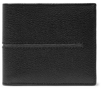 Tod's Pebble-Grain Leather Billfold Wallet