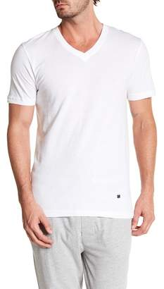Lucky Brand Slim Fit V-Neck Tee - Pack of 3