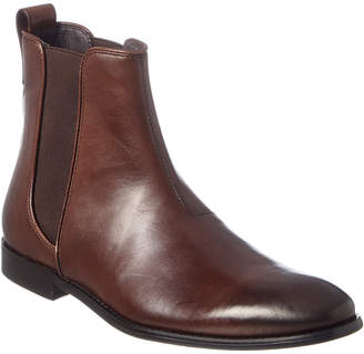 John Varvatos . Chelsea Leather Boot