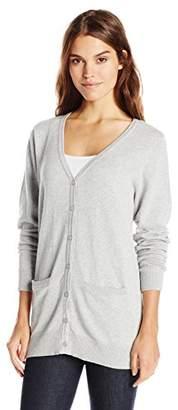 Dockers Women's Boyfriend Cardigan Sweater $39.60 thestylecure.com