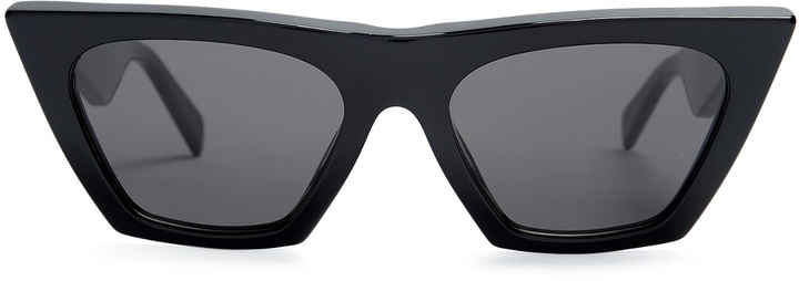 CÉLINE EYEWEAR Cat-eye acetate sunglasses