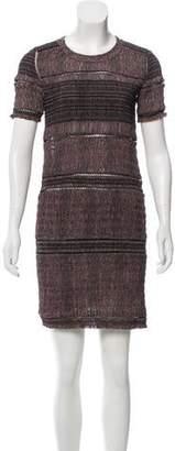 Isabel Marant Printed Mini Dress