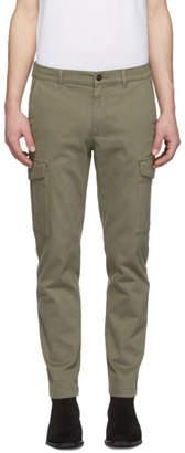 Belstaff Khaki Oak Turnpike Trousers