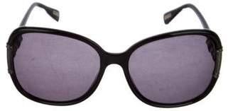 Lanvin Tinted Embellished Sunglasses