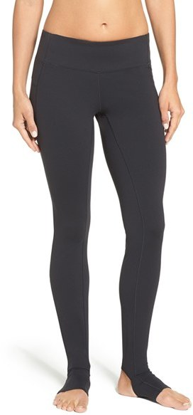 New Balance Women's New Balance Foiled Stirrup Tights