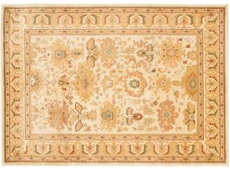 Safavieh Heirloom Floral Framed Rug